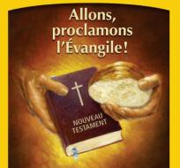 Proclamons l'évangile